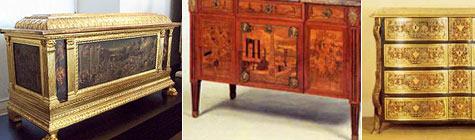 Gli stili artistici dei mobili antichi for Stili mobili antichi